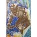 Шкаф с полками Юна-403 Спорт (ВхШхГ)2106х700х417