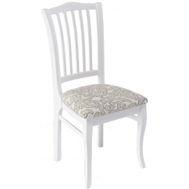 Стул Kenner-103С белый, карамель