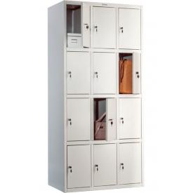 Шкаф LS‑34 (ВхШхГ)1830x850x500