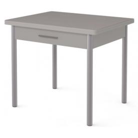 Стол М-20 раскладной с ящиком, навара 750х600/1200х900