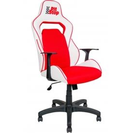 Кресло AV-140 Красный/белый