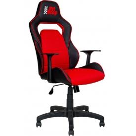 Кресло AV-140 Красный/черный