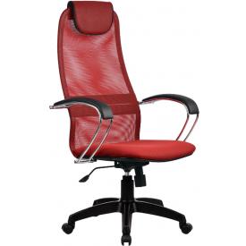 Кресло BK-8 PL красный