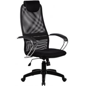 Кресло BK-8 PL черный