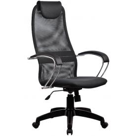 Кресло BK-8 PL темно-серый
