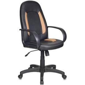 Кресло CH-826 черный/бежевый