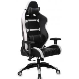 Кресло CH-772/Black+WH