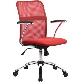 Кресло FK-8 Ch красный