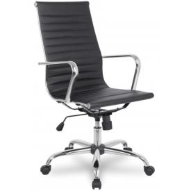 Кресло H-966L-1 черный