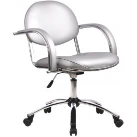 Кресло MC-71 Ch серебристый