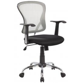 Кресло RCH 8104 серый/черный