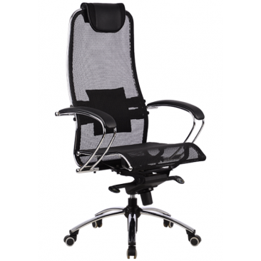 Кресло Samurai S-1 Black