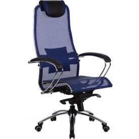 Кресло Samurai S-1 Blue