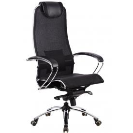 Кресло Samurai S-1 Black+