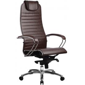 Кресло Samurai K-1 коричневый