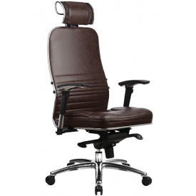 Кресло Samurai KL-3 Brown
