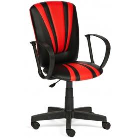 Кресло Spectrum красный/черный