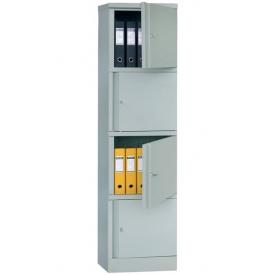 Шкаф АМ-1845/4 (ВхШхГ)1830x472x458