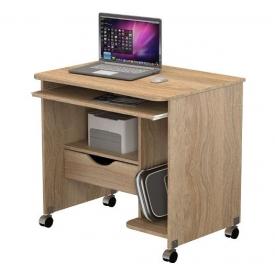 Стол КС 20-06-М1 дуб-сонома (ВхШхГ)760х800х600