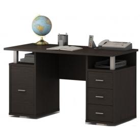 Стол ПС 40-07 венге (ВхШхГ)750х1300х600