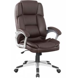 Кресло BX-3323 коричневый