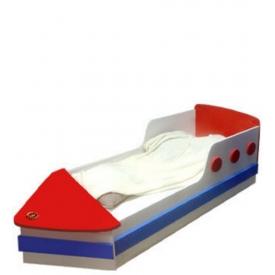 Кровать детская Тортуга (ВхШхГ)700х2126х874