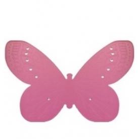 Панно настенное Бабочка (ВхШхГ)950х1500х18