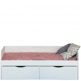 Кровать подростковая Зефир 2 ящика (ВхШхГ)600х2042х846