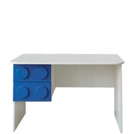 Стол письменный Леголенд синий (ВхШхГ)750х1200х600