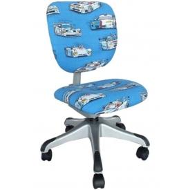 Растущее кресло LB-C19 Blue