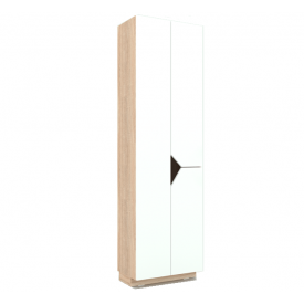 Шкаф платяной Аванти-704 (ВхШхГ)2076х600х346
