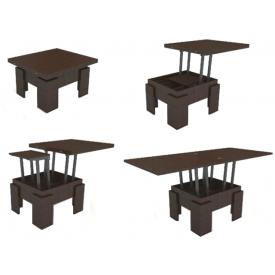 Стол Гранд-5 Венге (ВхШхГ)470х800х700