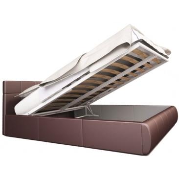 Кровать Квадро Шоколад 1600х2000