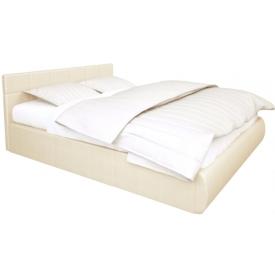 Кровать Квадро Бежевая 1600х2000