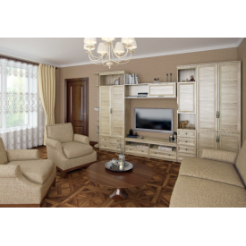 Гостиная Лира-21 (ВхШхГ)2242х3589х420