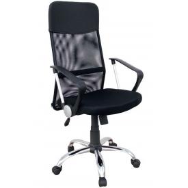 Кресло Директ Т-501 черный