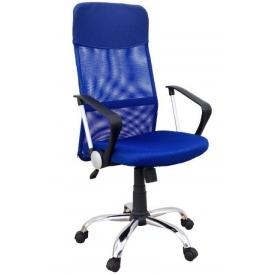 Кресло Директ Т-501 Синий