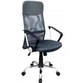Кресло Директ Т-501 Серый