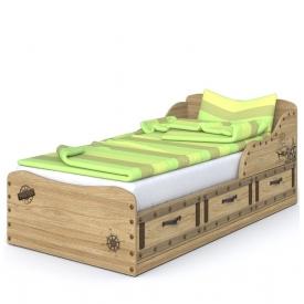 Кровать детская Корсар-3 (ВхШхГ)758х1936х980