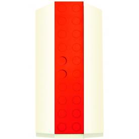 Шкаф угловой Лего красный
