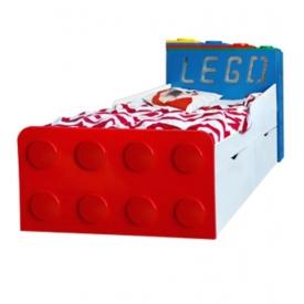 Кровать подростковая Леголенд 2 ящика (ВхШхГ)940х2145х900