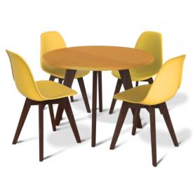 Комплект SHT-DS17 ольха/желтый