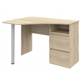 Стол Рино 207 дуб-сонома (ВхШхГ)750х1100х900