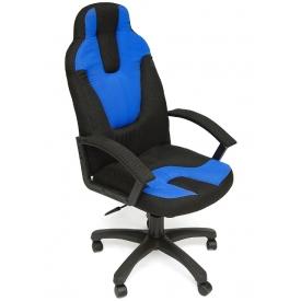 Кресло Нео-3 синий/черный