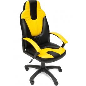 Кресло Нео-2 желтый/черный