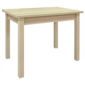 Стол раскладной дуб беленый 750х600/900х900/1200
