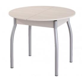 Стол раздвижной М-4 дуб светлый 785х900/1200х900