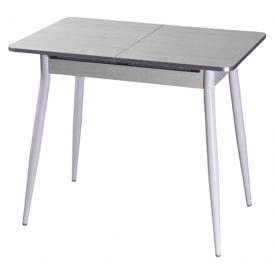 Стол раздвижной М-46 Бостон дуб самерсет 750х900/1270х600