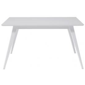 Стол раздвижной Kenner H-1400 белый 760х1400/1800х900