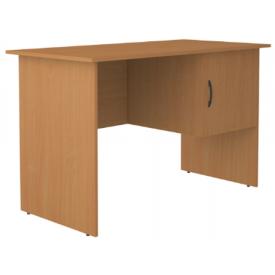 Стол письменный однотумбовый 1 дверь (ВхШхГ)750х1200х600